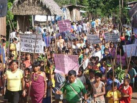 For 58 days in mid 2009, thousands of Indigenous Awajún and Wampi people demonstrated against a series of decrees intended to privatize their lands and open them up to more resource extraction.