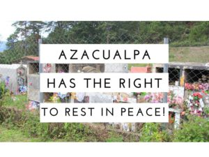 (English) Tell Aura Minerals to Respect the Living and the Dead in Copán, Honduras…